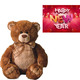 Teddy With New Year Card