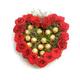 Ferrero Rocher With  Roses
