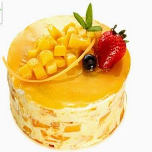 Fresh Fruit Cake to Bangalore