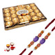 24 pc Ferrero Rocher with Rakhis