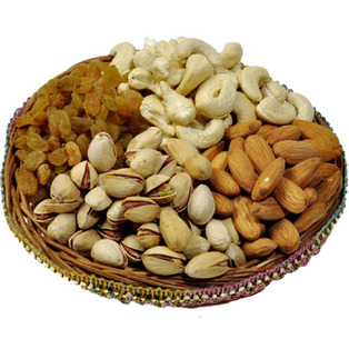 Dry Fruit Gifts to Bnagalore