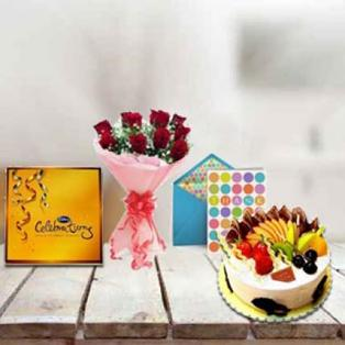 Send Combination Gifts to Bnagalore
