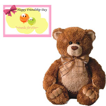 Teddy with Card