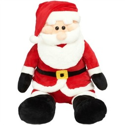 Send christmas gifts to bangaloreonline christmas gifts delivery santa soft toy negle Gallery