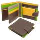 Multicolor Wallet