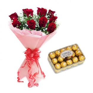 Valentine Gifts for Her to Bangalore