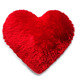 Cushion Heart Fur