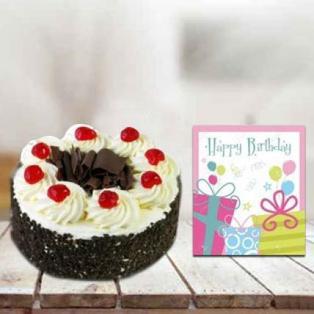 Cake to Bangalore