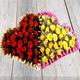 Heart to Heart Flower Arrangement