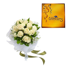 White Roses & Chocolate