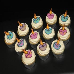 Send Diwali Cupcakes to Bangalore