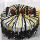 ButterScotch Oreo Cake