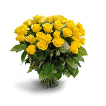 Yellow Roses Bouquet Large
