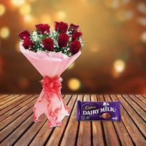 Roses & Dairy Milk