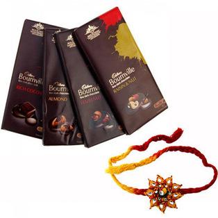 Chocolate  to Bangalore