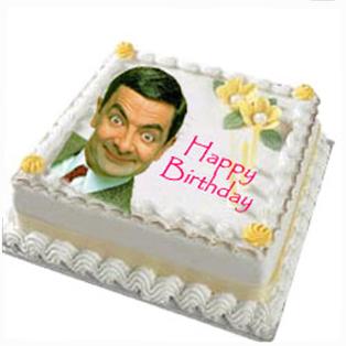 Photo Cake to Bangalore
