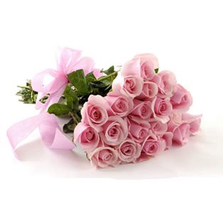 Pink Roses to Bangalore
