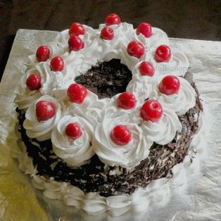 Black Forest Cake to Bangalore