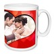 Valentine Personalised Photo Mug