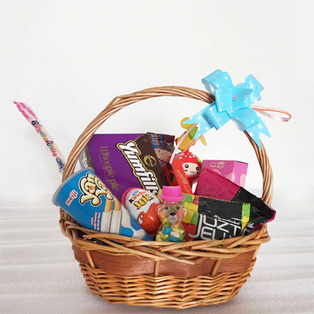 Send candy hamper for kids online to bangalore at bengalurugifting kids gifts hamper to bangalore negle Gallery