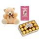 Teddy, Chocolate