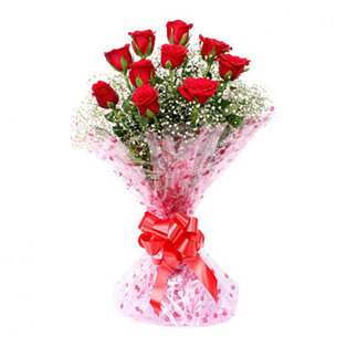 Roses Bouquet to Bangalore