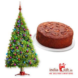 Plum cake to Bangalore