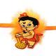 Bal Hanuman Rakhi