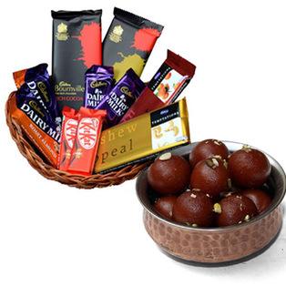 Sweet  Gift to Bangalore
