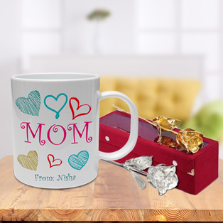 Mothers Day Evergreen Gift