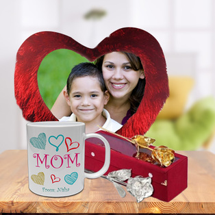Mothers Day Personalised Love Combo