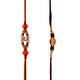 Set of 2 Rakhis-Dori