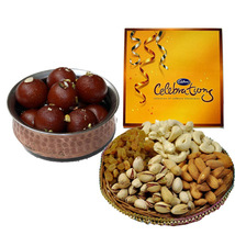 Sweets, Chocolates & Dry Fruits