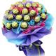 24 pc Ferrero Rocher Bouquet