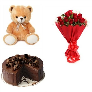 Send Teddy Gifts to Bangalore