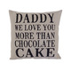 Cushion for Dad
