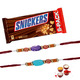 Snickers With Rakhi