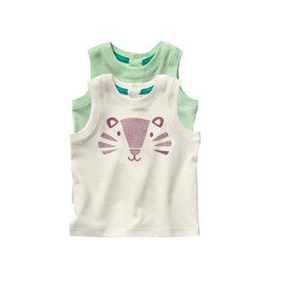 2 Pcs Baby Vest