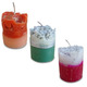 Set of Designer Candles