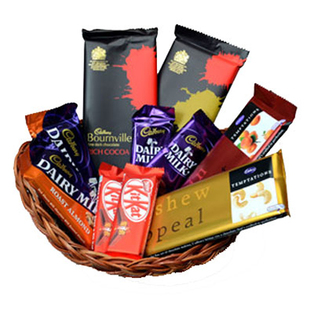 Chocolate  Gifts to Bnagalore