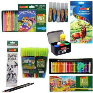 Camlin Complete Art Kit